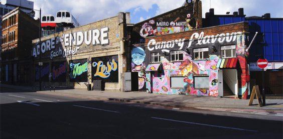 Village Underground, Shoreditch, London (02083)